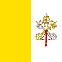 Country Flag Vatican City