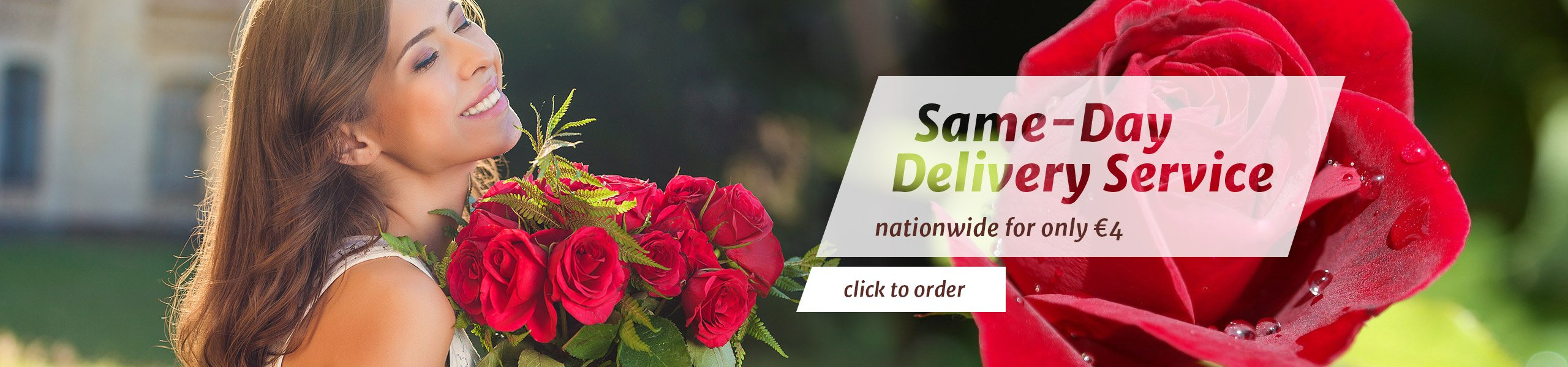 Same-Day Flower Delivery Service