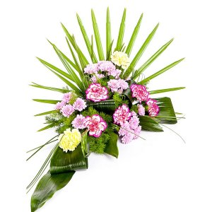 Carnations arrangement