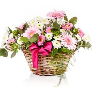 Cheerful Basket